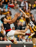 AFL 2009 Rd 22 - Hawthorn v Essendon