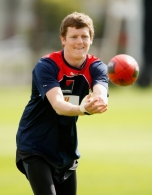AFL 2009 Media -  MelbourneFC Training Session