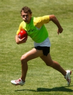 AFL 2009 Training - Richmond Training Session