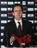 AFL 2009 Media - Melbourne Rookie Guernsey Presentation