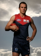 AFL 2010 Media - Melbourne Player Portraits
