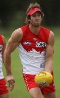 AFL 2010 Training - Sydney Swans 180210