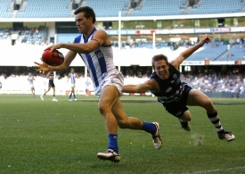 AFL 2010 NAB Cup Rd 01 - Geelong v North Melbourne