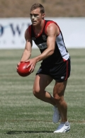 AFL 2010 Training - St Kilda Training 230210