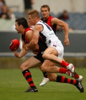 AFL 2010 NAB Challenge - Melbourne v Essendon