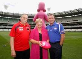 AFL 2010 Media - Launch of Field of Women Live
