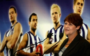 AFL 2010 Media - North Melbourne Press Conference 100310