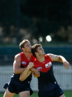AFL 2010 Training - Melbourne 120310