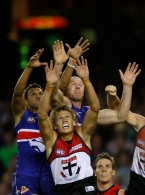 AFL 2010 NAB Cup Grand Final - Western Bulldogs v St Kilda