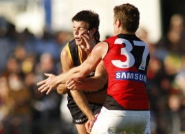 AFL 2010 NAB Challenge - Richmond v Essendon