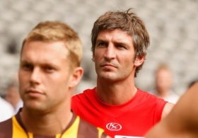 AFL 2010 Media - Captains Photo Day