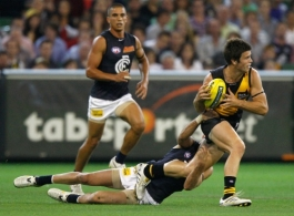 AFL 2010 Rd 01 - Richmond v Carlton