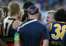 AFL 2010 Rd 01 - Fremantle v Adelaide