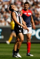 AFL 2010 Rd 02 - Collingwood v Melbourne