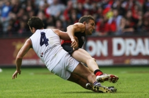 AFL 2010 Rd 02 - Essendon v Fremantle