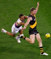 AFL 2010 Rd 02 - Richmond v Western Bulldogs