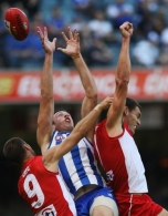 AFL 2010 Rd 04 - North Melbourne v Sydney