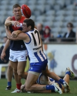 AFL 2010 Rd 06 - North Melbourne v Melbourne
