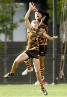 AFL 2010 Training - Hawthorn 040510
