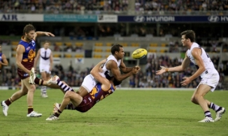AFL 2010 Rd 07 - Brisbane v Fremantle