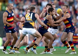 AFL 2010 Rd 07 - Adelaide v Richmond