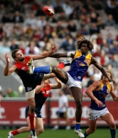 AFL 2010 Rd 08 - Melbourne v West Coast