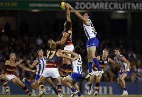 AFL 2010 Rd 08 - North Melbourne v Adelaide