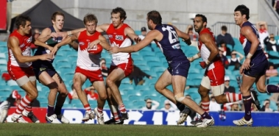 AFL 2010 Rd 09 - Sydney v Fremantle