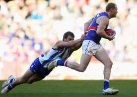 AFL 2010 Rd 09 - North Melbourne v Western Bulldogs