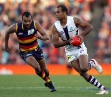 AFL 2010 Rd 11 - Adelaide v Fremantle