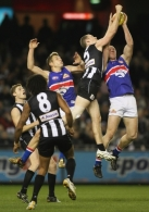 AFL 2010 Rd 11 - Collingwood v Western Bulldogs