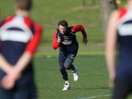 AFL 2010 Training - Melbourne