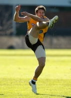AFL 2010 Training - Hawthorn 090710