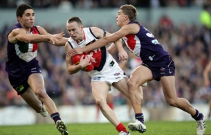 AFL 2010 Rd 16 - Fremantle v Melbourne