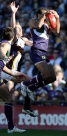 AFL 2010 Rd 18 - Fremantle v West Coast