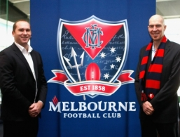 AFL 2010 Media - Melbourne Press Conference 050810