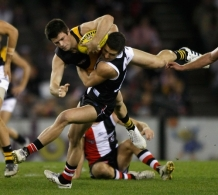 AFL 2010 Rd 21 - St Kilda v Richmond