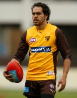 AFL 2010 Training - Hawthorn 270810