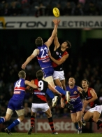 AFL 2010 Rd 22 - Western Bulldogs v Essendon