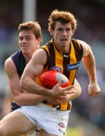 AFL 2010 2nd Elimination Final - Fremantle v Hawthorn