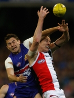 AFL 2010 2nd Preliminary Final - St Kilda v Western Bulldogs