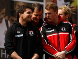 AFL 2010 Media - Toyota Grand Final Parade