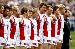 AFL 2010 Toyota Grand Final - Collingwood v St Kilda