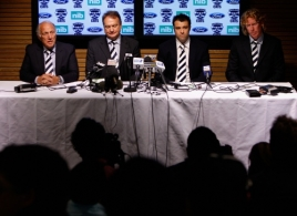 AFL 2010 Media - Geelong Coach Appointment