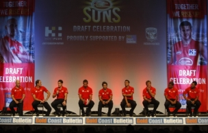 AFL 2010 Media - Gold Coast Team Launch
