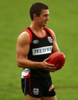 AFL 2010 Training - St Kilda 081210