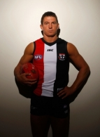 AFL 2011 Media - St Kilda Player Portraits