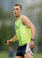 AFL 2011 Training - Collingwood Intra-club match
