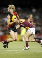 AFL 2011 NAB Cup Rd 02 - Essendon v Brisbane