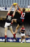 AFL 2011 NAB Cup Rd 03 - Melbourne v Essendon